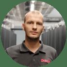 Certyfikowany Trener Zabbix Polska Robert Monitoring Systemów IT rabbit