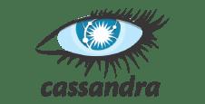 Logo Cassandra Technologie w Aplitt Tworzenie Oprogramowania