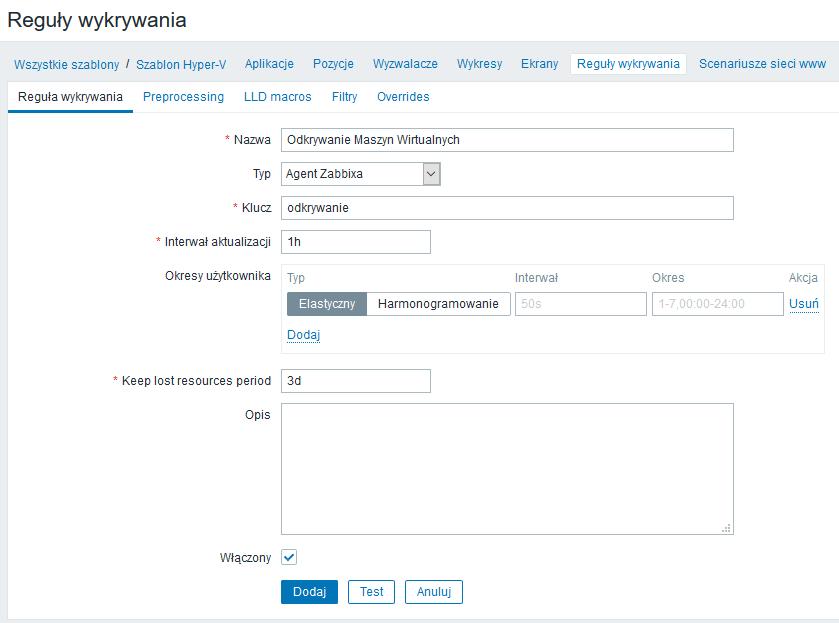 Wykrywanie i dodawanie hostów w Zabbix automatyzacja monitoringu infrastruktury IT 1