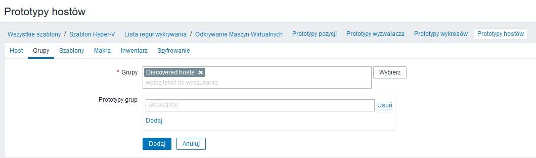 Wykrywanie i dodawanie hostów w Zabbix automatyzacja monitoringu infrastruktury IT 6