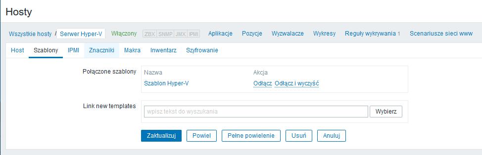 Wykrywanie i dodawanie hostów w Zabbix automatyzacja monitoringu infrastruktury IT 8