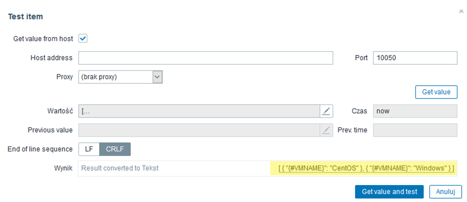 Wykrywanie i dodawanie hostów w Zabbix automatyzacja monitoringu infrastruktury IT 2